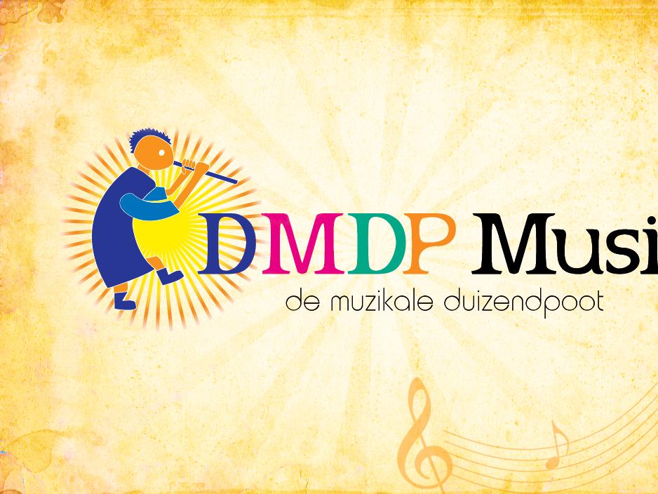 Huisstijl DMDP Music