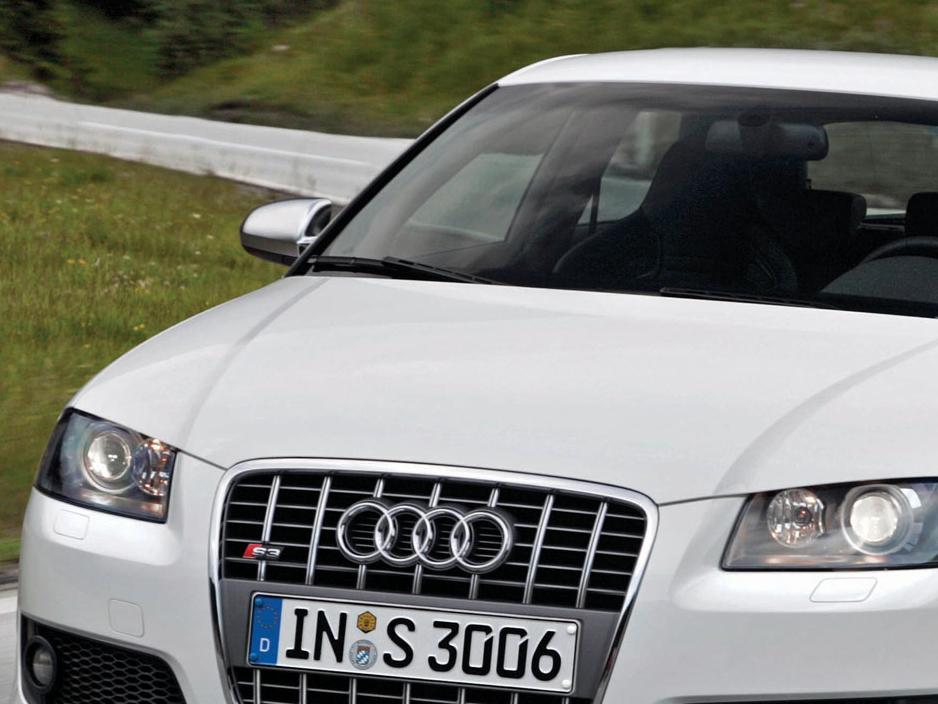 Brochure ontwerp Audi