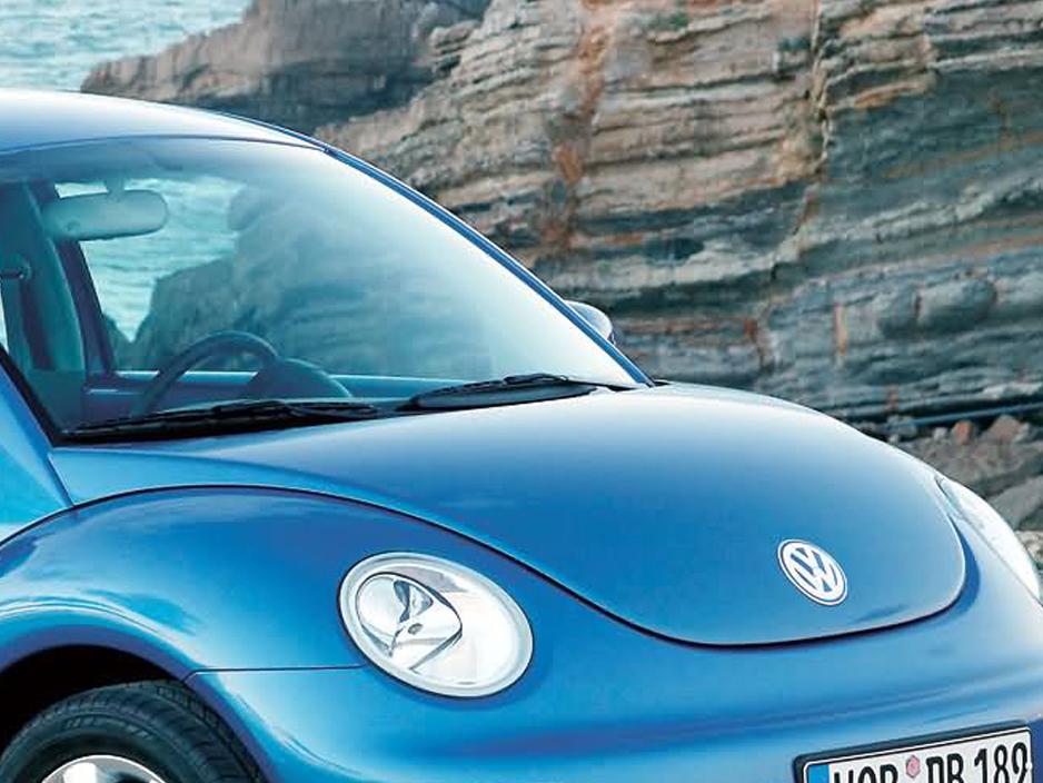 Brochure ontwerp Volkswagen